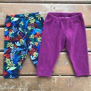 3/$30 MEC Lot of 2x Fleece Pants